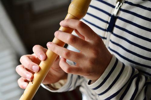 Flötenkind